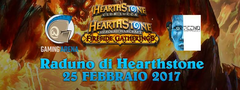 [:it]Fireside Gathering Hearthstone Club Lucca![:]