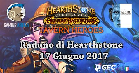Tavern Hero Qualifier at Hearthstone Club Lucca